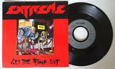 Extreme get the funk out  French promo EP-1990 45T-vinyl - MINT/ MINT unplayed