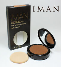 IMAN FOND DE TEINT ILLUMINATEUR SECOND TO NONE EARTH 5 , 10g MARQUE USA ZZF2