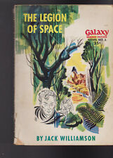 The Legion of Space by Jack Williamson Galaxy Science Fiction Novel #2