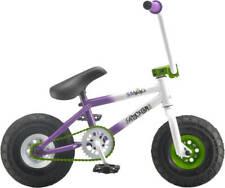 Rocker Irok Smog Mini Rocker Bicicleta BMX Blanco Morado Verde Raro Entrega Gratis