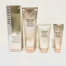 Shiseido Benefiance Extra Creamy Cleansing Foam CHOOSE SIZE Brand New!