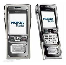 Bluetooth Nokia N91 4GB / 8GB Unlocked 3G UMTS 2100 Wifi Original Slide Phone