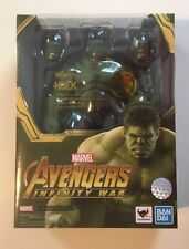 S.H. Figuarts Hulk New MIB Authentic SHF Marvel Avengers Infinity War