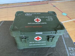 Zarges kiste A5/2  BW Kiste Box robust B 5/2 n. Generation 30L Vol. sehr selten