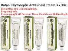 BOTANI Phytoseptic Anti-Fungal Cream 3 x 30g   Safe product for the whole family