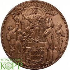 AA1994) J.123a SACHSEN Denkmünze 5 Mark Größe 1889 - Albert 1873-1902