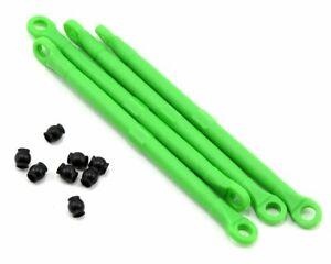 Traxxas 7138G Toe Link Set (Green) (4), 1/16 (TRA7138)