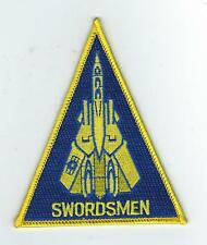 "VF-32 ""SWORDSMEN"" F-14 patch"