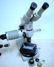 LOMO mikroskop metallographic microscope  METAM P1