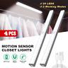 20 LED Motion Sensor Closet Lights,USB Rechargeable Wireless Under Cabinet Light