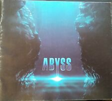 """Cinefex Magazine """"Abyss"""" 84 pages"""