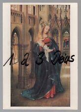 930Q) Ansichtskarte Künstler AK  Madonna in der Kirche  von Jan van Eyck Berlin