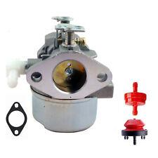 Carburetor w/Gasket 640297 Fits Tecumseh TVM220-157287H 157287J 157288H 157302L