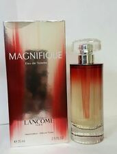 Magnifique by Lancome 2.5 oz/75ml Eau De Toilette Spray For Women New In  Box