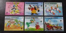 WALT DISNEY Serie OLIMPIADI 1988 Grenada of the Grenadines