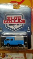 Greenlight Blue Collar Limited Edition Volkswagen T2 Doka Double Cab (N5)