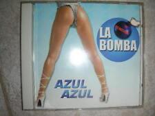 "RARE    CD   Azul Azul ""La Bomba (2 Remixes)   Sony Discos"