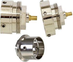 Heimeier Adapter für Danfoss Ventile RA RAV RAVL Thermostatventil für M30 Köpfe
