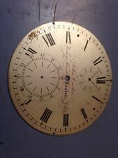 Rare Antique John Carter London Chronometer Dial