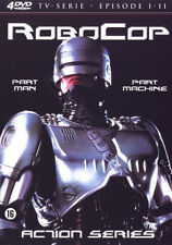 RoboCop - Episodes 1-11 NEW PAL Series 4-DVD Set Richard Eden Yvette Nipar