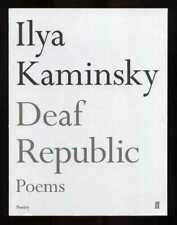 Ilya Kaminsky - Deaf Republic; PROOF