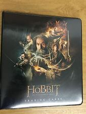 The Hobbit Desolation Of Smaug Trading Card Binder