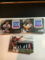 2019 2018 Topps 150th Anniversary Commemorative Patch Card (You Pick) MLB BY