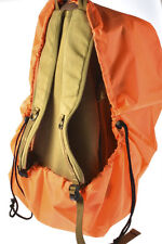 Orange Reflective Backpack Cover Dust Rain Hiking Camping Rucksack