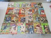 Baseball Digest lot MLB all 24 different (1980-85)