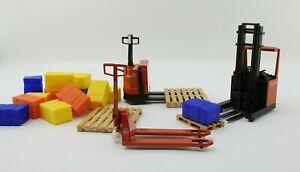 Joal Miniature Lot Scale 1:15 Pallet Jack BT Fork Lift Warehouse Equipment