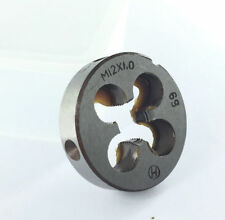12mm x 1 Metric Right hand Die M12 x 1.0mm Pitch