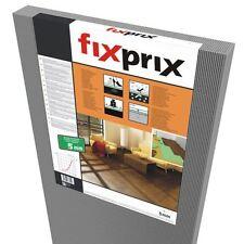 Trittschalldämmung FixPrix 5 mm XPS Polysterol, 6 m² Top Werte für Laminat Vinyl