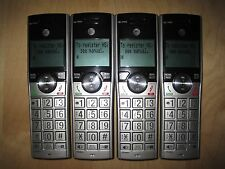 Lot of 4 At&T Cl82415 1.9 Ghz Cordless Expansion Handset Phone
