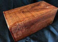 Exotic Wood Bolivian Rosewood Lumber 3x3x6 Woodturning Pau Ferro  Morado Timber