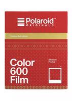 Polaroid Originals 600 Film Festive Red Edition (8 Exposures)