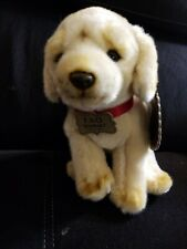 """FAO Schwartz Toy Dog Plush Stuffed 22"""" Long Includes Tail with tags"""