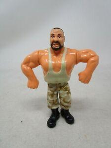 1991 Hasbro WWF Action Figure SERIES 10 *BUSHWACKER LUKE*