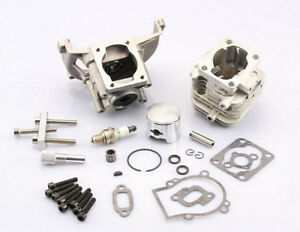 4 hole 29CC Engine Kit for zenoah cy engines for 1/5 hpi baja losi parts
