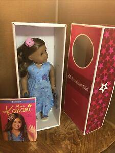 American Girl Kanani Doll & Book Girl Of The Year 2011 NIB NRFB RETIRED NEW