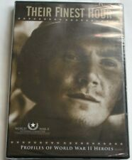 Their Finest Hour Profiles of World War II Heroes DVD New Sealed