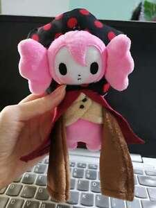 Puella Magi Madoka Magica Charlotte Plush Toy Doll Plushie Keychain Cosplay Gift