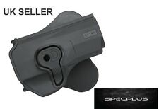 IMI style cytac Droitier polymère Holster Beretta PX4 Storm Neuf UK Noir