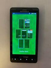 Motorola Droid X2 - 8GB - Black (Verizon) Smartphone MB870 - Read Description