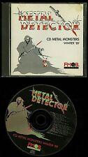 Metal Detector Winter 89 CD Kiss 220 Volt Celtic Frost Laaz Rockit Girlschool