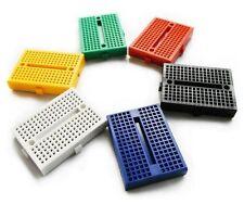 1pc 170 Mini Solderless Prototype Breadboard Test Board for Arduino-USA shipping