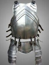 Medieval Chest Armor Jacket Battle Ready Steel Armor Jacket Wearable Costume