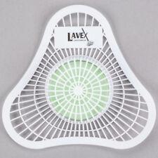 144 Pack Lavex Urinal Screen Pine Scented Deodorizer Cleaner Block Cake Case