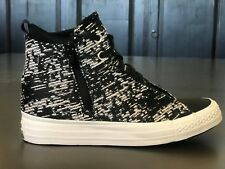 Converse Chuck Taylor Selene Winter Knit Mid  WOMEN'S SIZE 8 shoes 553355C $100