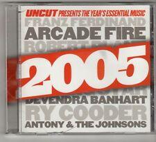(GO994) Arcade Fire, 15 tracks various artists - 2005 - Uncut CD