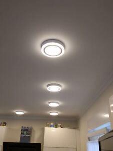 Aufbaustrahler Aufbauspot Aufbauleuchte Unterbauleuchte LED Halogen schwenkbar